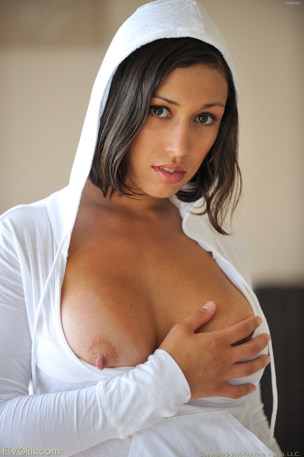 Nude girls erected boobs — photo 12